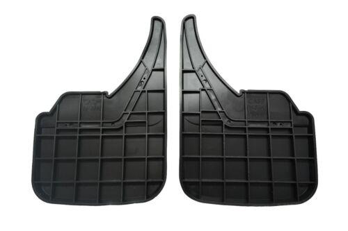 Universal Coche mudflaps logotipo delantero trasero Mitsubishi Lancer Evo Shogun Barro Aleta Nuevo