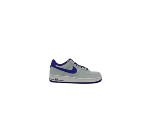 Scarpa-Nike-Air-Force-1-Grigio-Viola-Donna-Uomo-Sneakers-488298-061