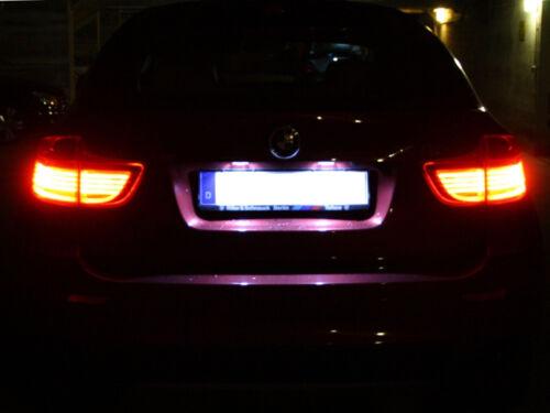 Kennzeichenbeleuchtung für Land Rover Discovery Freelander Rang Rover LED  A772