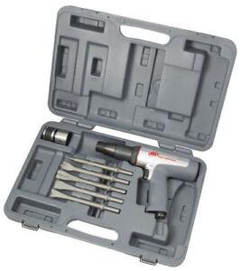 Ingersoll-Rand-118MAXK-Long-Barrel-Air-Hammer-and-5-Chisel-Kit-118MAXK