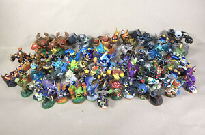Lot-Of-65-Skylanders-Lot-Various-Pieces-Spyro-Giants-Swap-Force-And-Others