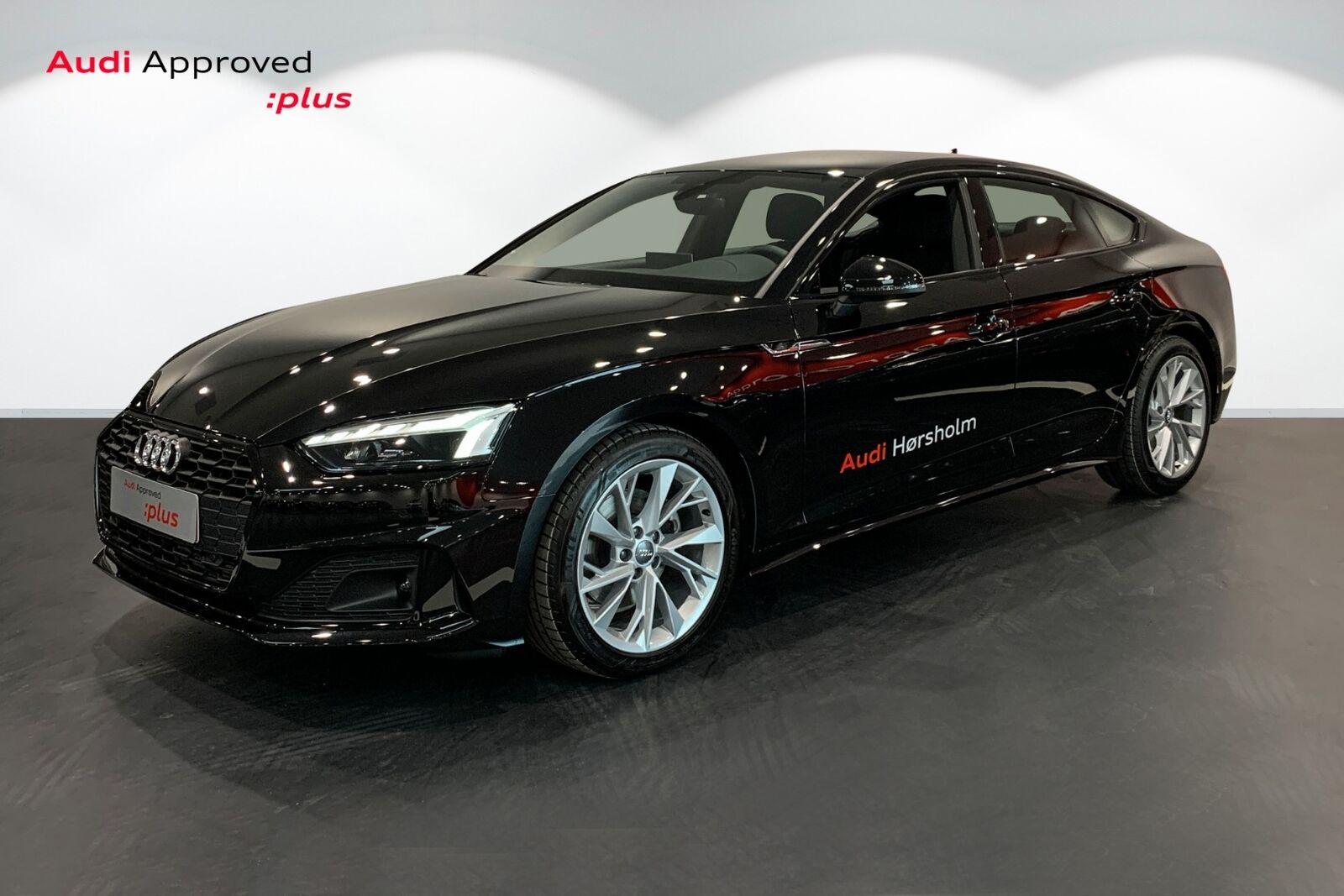 Audi A5 40 TFSi Advanced SB S-tr. 5d - 534.900 kr.