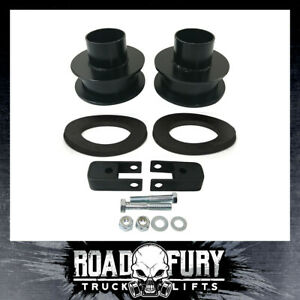 """2/"""" Red Front Leveling Lift Kit w//Shock Ext for 05-19 Ford F250 F350 SuperDuty 4W"""