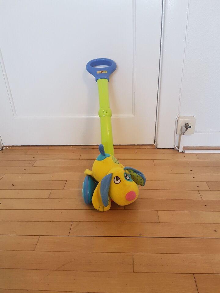 Skubbehvalp, PLAY2LEARN, aktivitetslegetøj