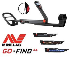 Minelab-GO-FIND-44-Metalldetektor-Metallsonde-Metallschgeraet-fuer-Schatzsucher