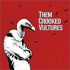 Them Crooked Vultures [LP] by Them Crooked Vultures (Vinyl, Nov-2009, 2 Discs, Interscope (USA))