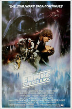 """STAR WARS: EPISODE V - EMPIRE STRIKES BACK - MOVIE POSTER (STYLE A) (27"""" X 40"""")"""