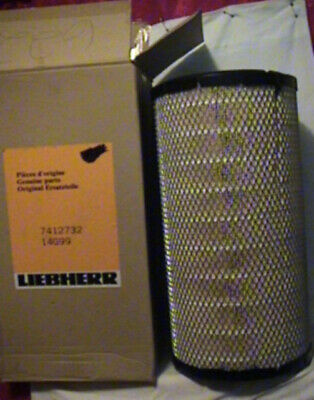 LIEBHERR 744069900 Charcoal FILTER For Cigar Humidor XS200 New In Package