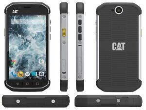 Caterpillar-CAT-S40-16GB-Schwarz-Ohne-Simlock-Smartphone