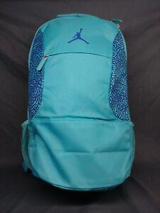 98169074dd Nike Air Jordan AeroFly Mania Backpack Laptop Sleeve Turquoise Black ...