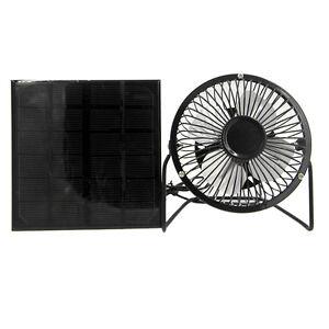 solar panel runs 4 39 39 mini fan for home car outdoor boat. Black Bedroom Furniture Sets. Home Design Ideas