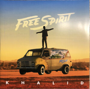 Khalid - Free Spirit [New Vinyl LP] Gatefold LP Jacket, 140 Gram Vinyl, Poster,