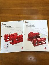 Pump Selection for Buildings /& Parallel//Series Pump Application Bell /& Gossett