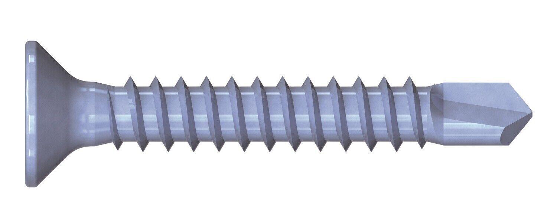 REISSER Bohrschrauben DIN 7504-P Senkkopf PH-Antrieb - Stahl verzinkt blau pass.