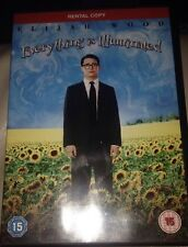 Everything Is Illuminated (DVD, 2006) Elijah Wood In Very Good Condition.
