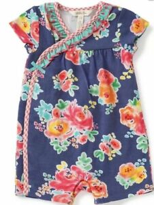 Matilda-Jane-Going-Places-Romper-Size-18-24-Months-New-In-Bag-Baby-Blue