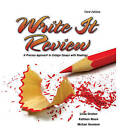 Write it Review: A Process Approach to College Essays with Readings by Kathleen M. Moore, Michael Heumann, Linda Strahan (Paperback, 2009)