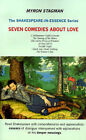 Seven Comedies About Love by Myron Stagman (Paperback, 2001)