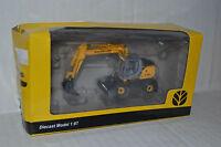 Herpa 6480 Holland We170 Wheeled Excavator 1:87 Damaged Box
