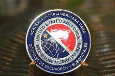 USAF Academia Inter-Americana Para  Challenge Coin