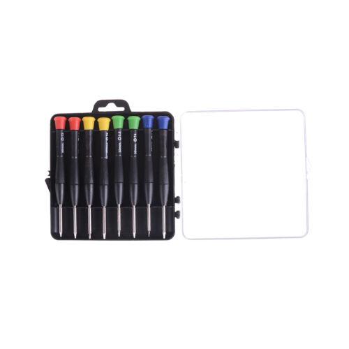 8in1 Präzisions-Minitaschen-Schraubenzieher-Reparatur-Werkzeug-Satz für Handy CJ