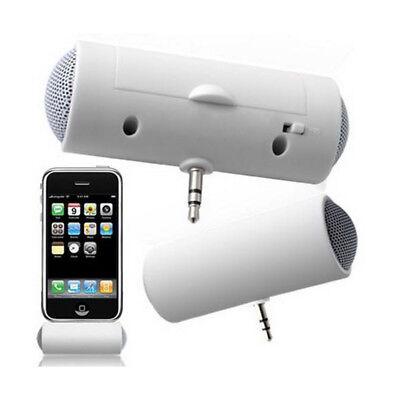 Portable 3.5mm Mini Stereo Speaker For iPhone 5 4 4S Samsung iPod MP3 MP4 35DI