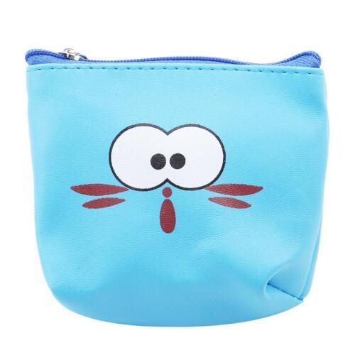 Lovely PU Coin Change Purse Kids Wallet Girls Money Bag Children Gift C