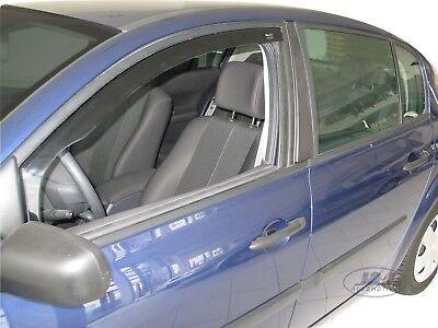 Deflecteurs dair d/éflecteurs de Vent Compatible avec Opel Astra II G 4//5 Portes 1998-2005 2 pi/èces J/&J AUTOMOTIVE