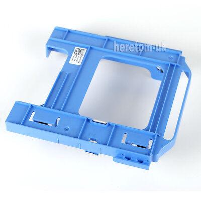 """NEW Dell Optiplex 3040 5040 7040 SFF Bay Hard Drive Caddy HDD 3.5/"""" Bracket"""