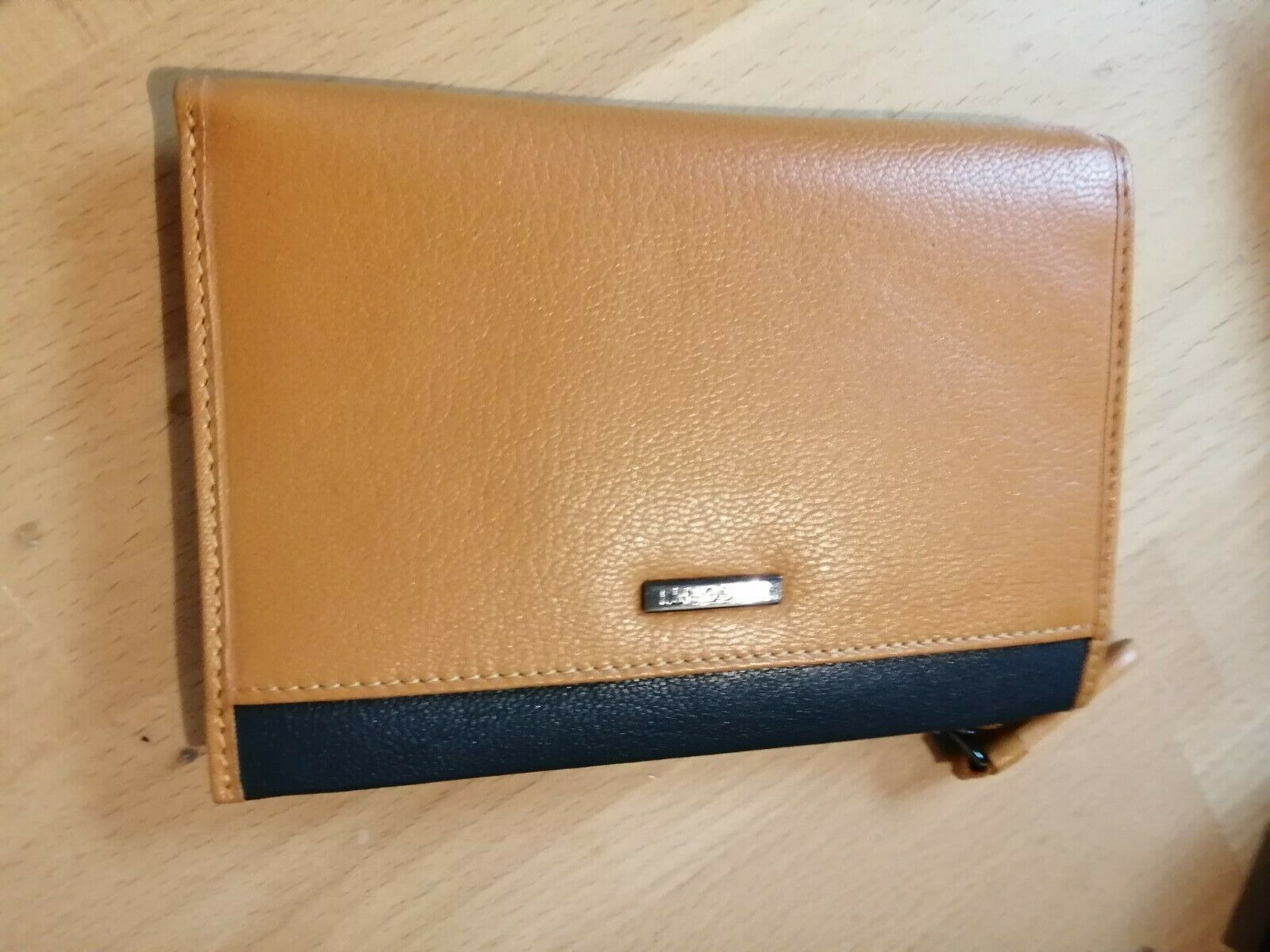 (Hackney) Visconti Leather Wallet /Purse New