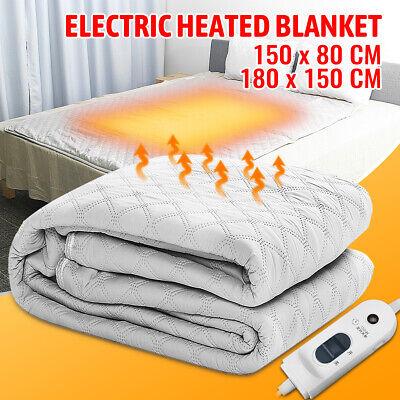Electric Heated Blanket Winter Warm