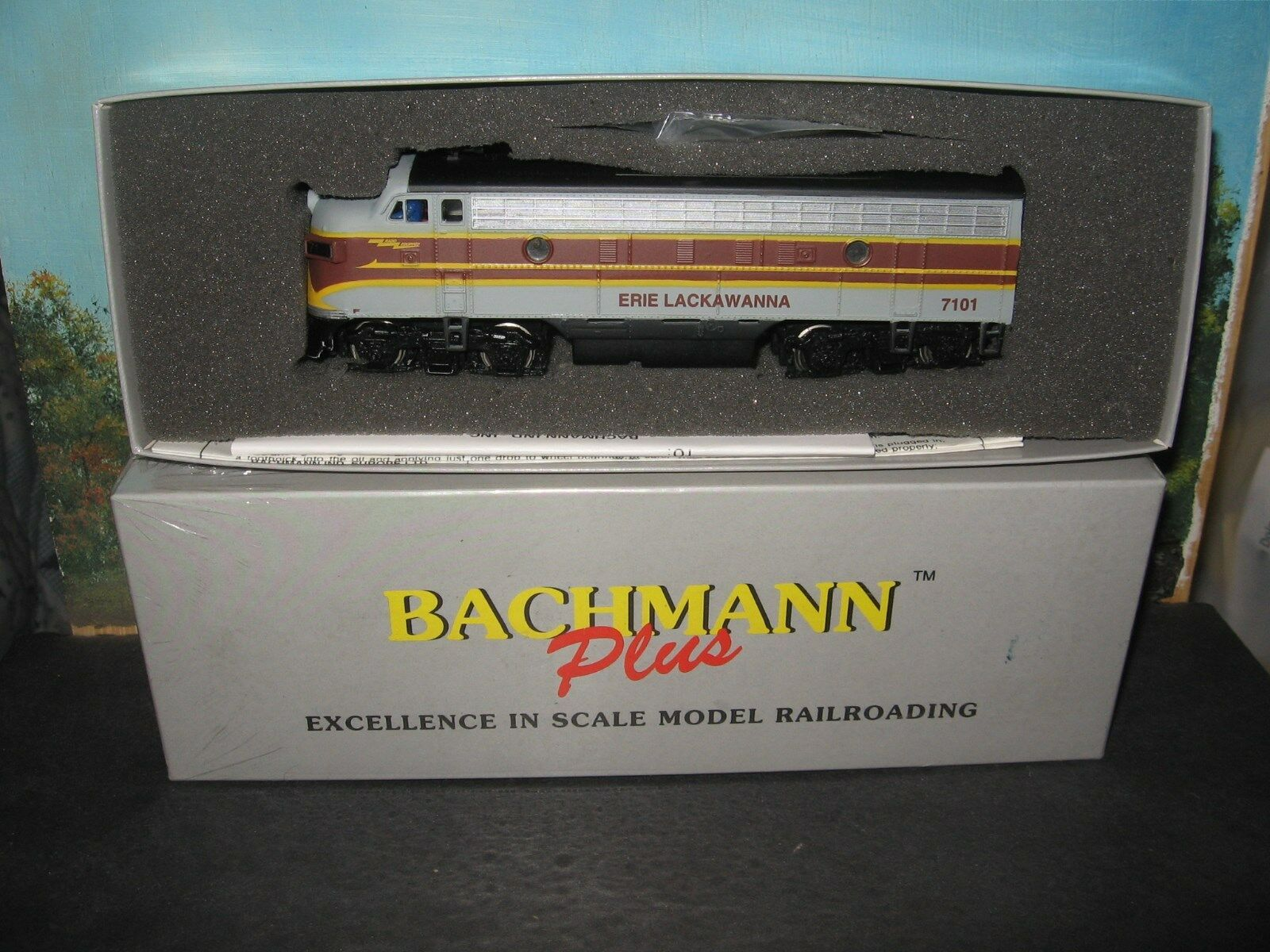 BACHuomoN PLUS  1123811239 F7AA ERIE LACKAWANNA  71017131 POWErosso