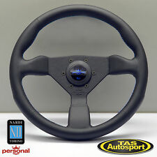 Nardi Personal NEO GRINTA Steering Wheel Black Leather 330mm 6497.33.2096