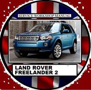 land rover freelander 2 workshop manual