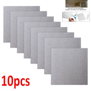 Image Is Loading 10x Universal Microwave Oven Waveguide Cover Repairing Part