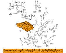 L4 2.0L - L4 2.4L FUEL GAS TANK TO37A TRA-01 FITS 01 02 03 04 05 TOYOTA RAV4