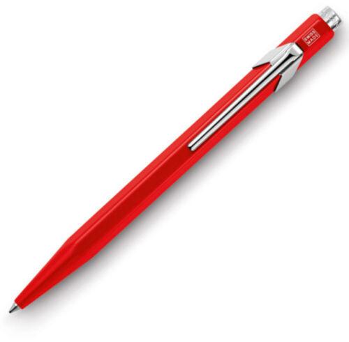 0849.070 NEU/&OVP Caran d/'Ache Kugelschreiber red Ballpoint 849 rot
