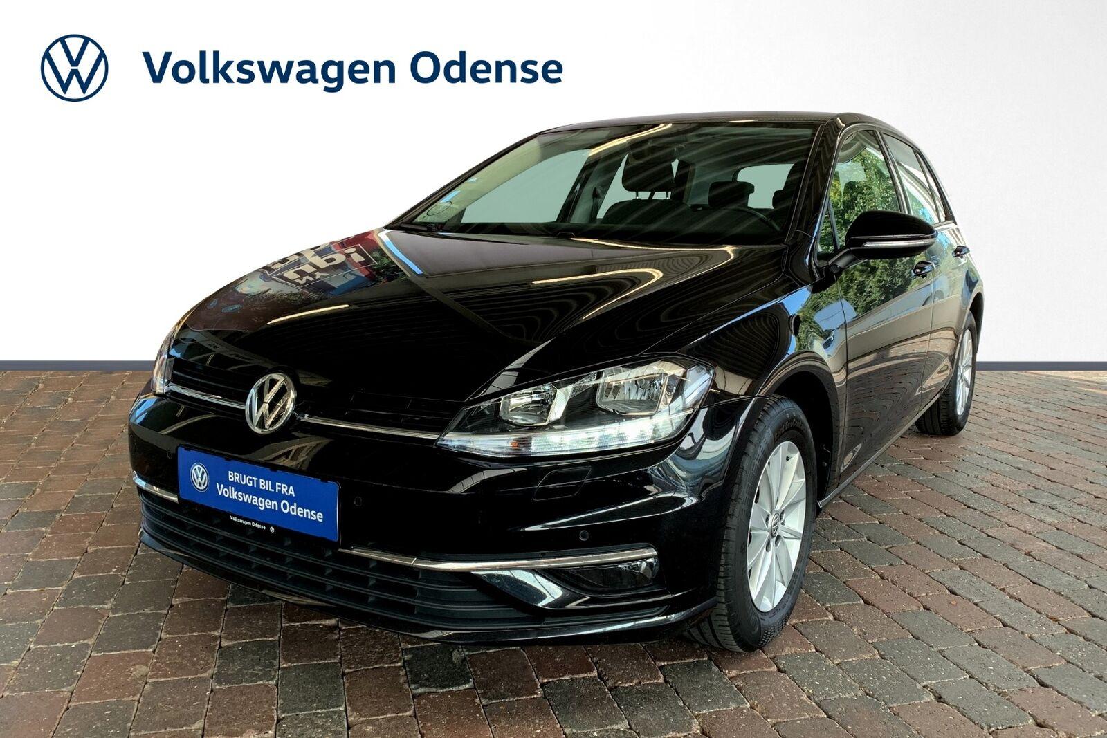 VW Golf VII 1,6 TDi 115 Comfortline 5d - 174.900 kr.