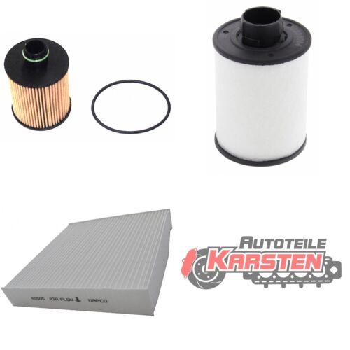 FilterSet 1x Innenraumfilter S : 1x Luftfilter