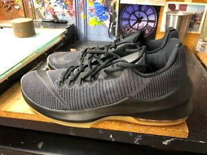 b527e82d72d3f5 Nike Air Max Infuriate 2 Low Anthracite Black Size US 14 Men 908975 ...