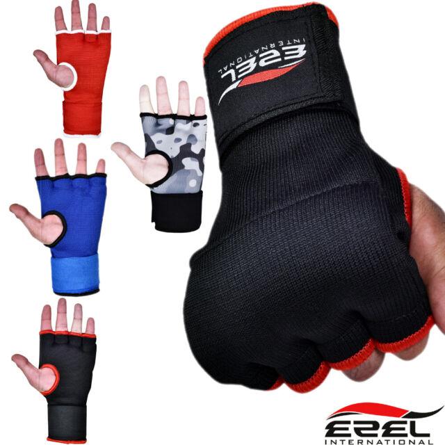MMA UFC Kick Boxing Padded Hand Wraps Inner Boxing Gloves Wrist wraps Muay Thai