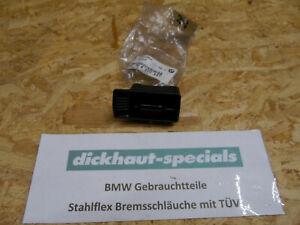 BMW E39 Limo Touring Aschenbecher Einsatz hinten NEU NOS 51 16 8 200 237