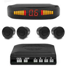 Einparkhilfe Rückfahrwarner Carmedien CM-PDC2 Parkhilfe PDC Parkassistent screen