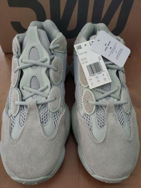 adidas Yeezy 500 Salt Ee7287 US Size 13
