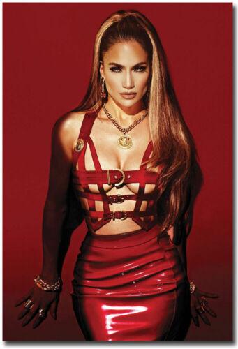 """Jennifer Lopez red dress Refrigerator Magnets Size 2.5/"""" x 3.5/"""""""