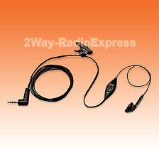 YAESU SSM-57 EarPiece-Mic for VX-150 FT-250 FT-60 FT-1DR/DE VX-3 VX-8DR/DE