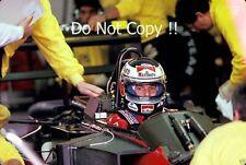 Gerhard Berger Ferrari F1 Portrait San Marino Grand Prix 1989 Photograph