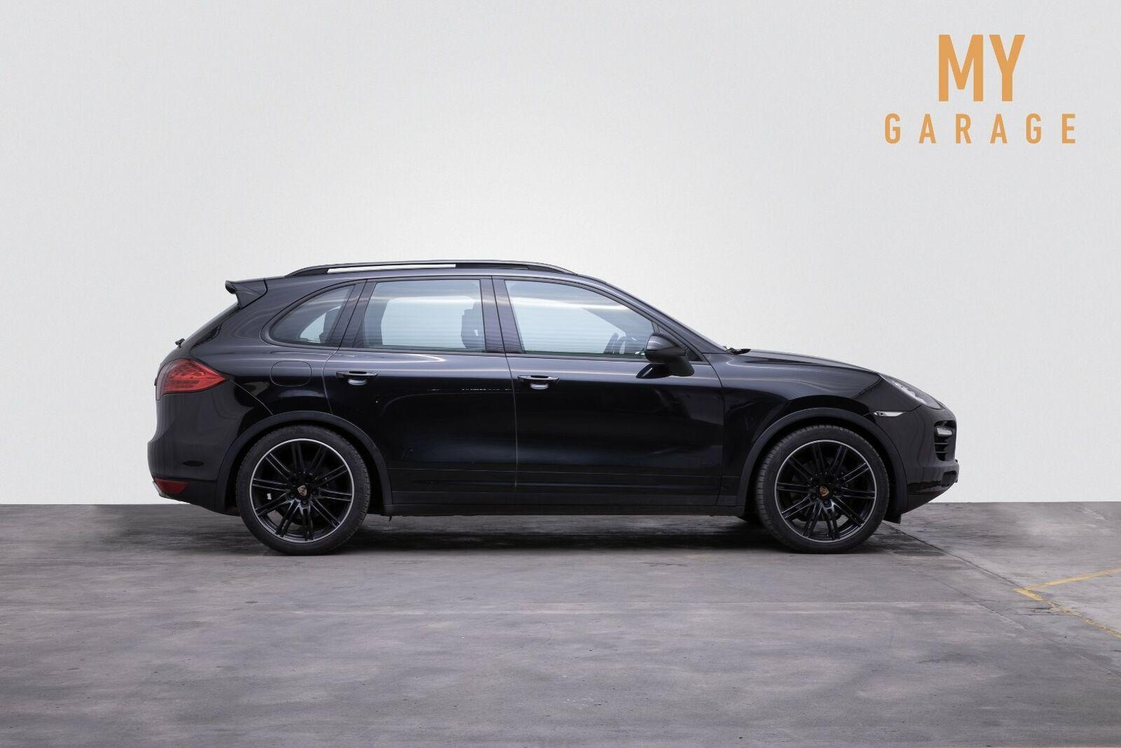 Porsche Cayenne 3,0 D Tiptr. 5d - 499.000 kr.