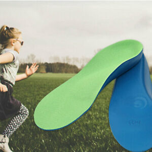 Shoe Insole Children Orthotic Insert Flat Foot Arch Support Pad Correction Feet Care Insole Relieves Muscular Back And Knee Pain Beauty & Health Foot Care Tool