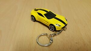 Image Is Loading Diecast Aston Martin One 77 Yellow Toy Car